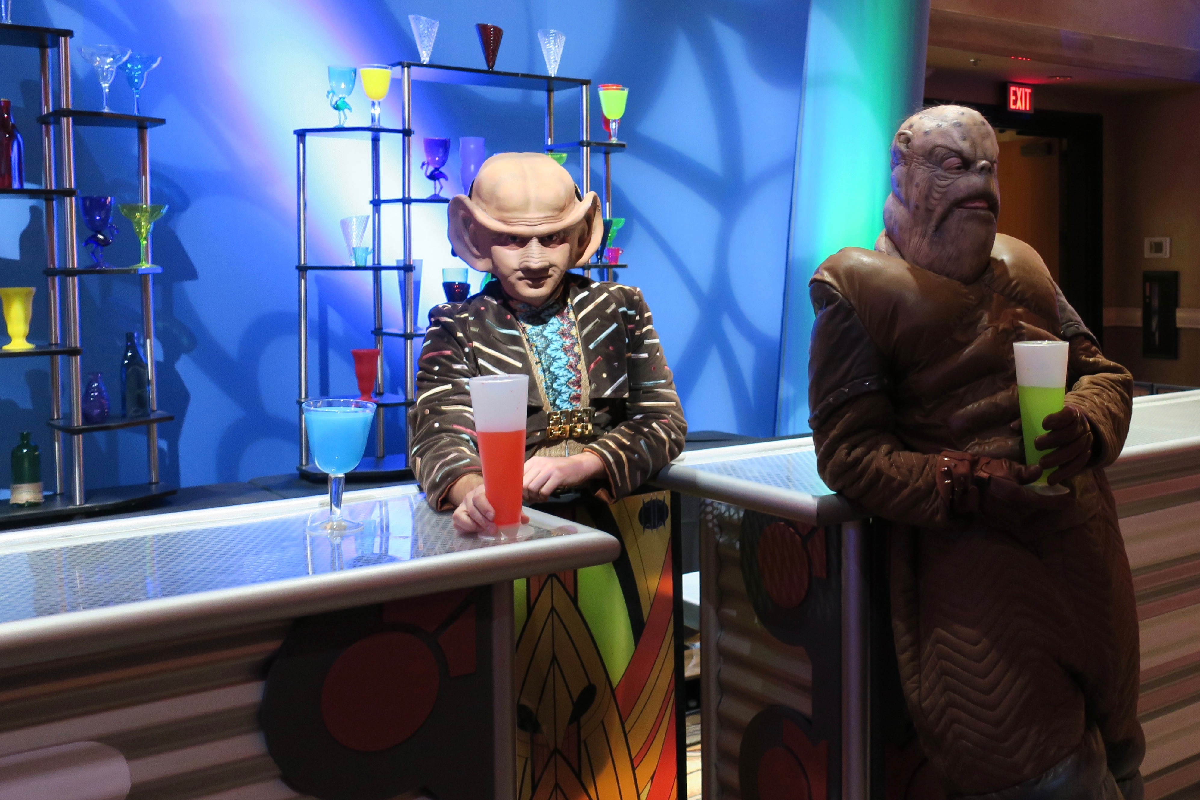 Fans Celebrate Star Trek S 50th Anniversary Techcrunch