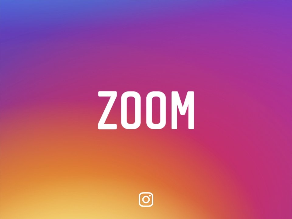 Instagram now lets you zoom in on videos and photos on iOS | TechCrunch