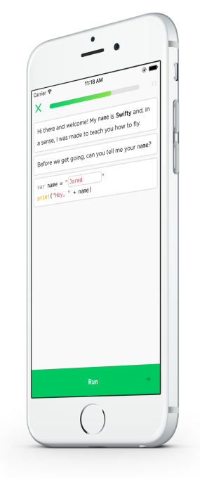 Mimo's new app teaches you how to code on your iPhone | TechCrunch