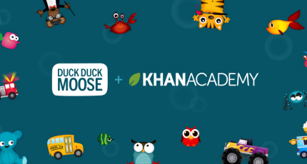 Kids App Maker Duck Duck Moose Joins Khan Academy Techcrunch