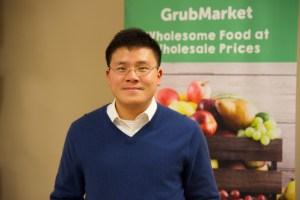 GrubMarket CEO Mike Xu