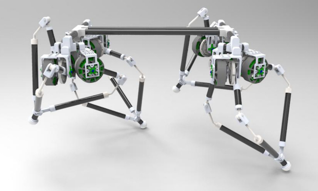 Image result for Google creates a robot that is capable of learning to walk alone
