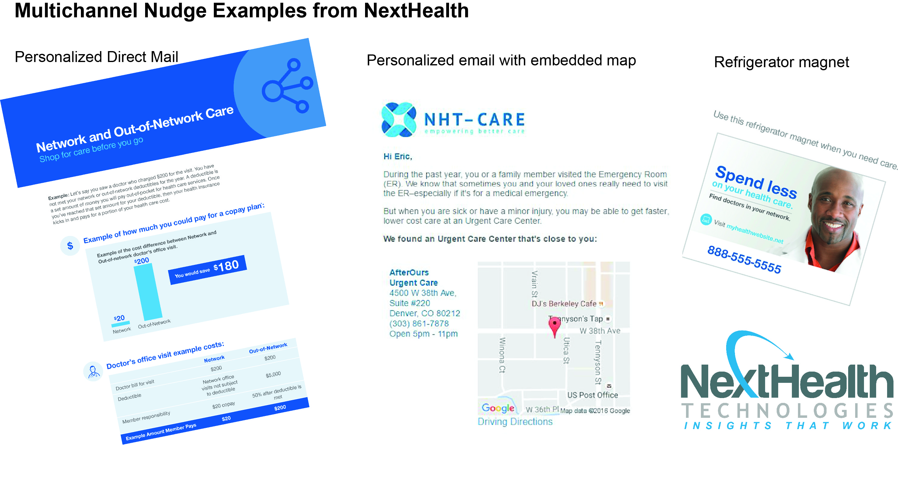 NHT Nudge Examples