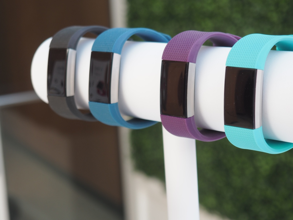 Fitbit's new Charge brings much-welcomed features without breaking