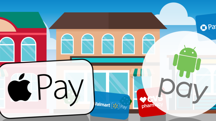 We have an excess of mobile payment apps because of power