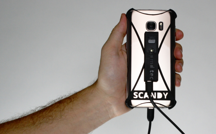 Scandy is bringing 3D scanning to Android phones near you