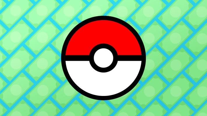 Pokemon money