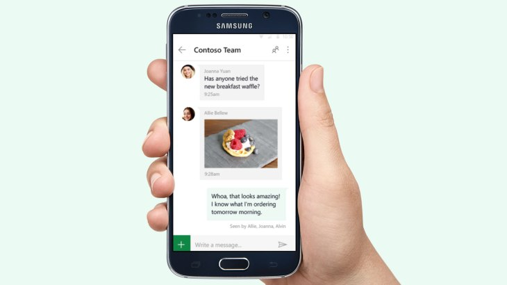 Microsoft tests Project Sonoma, a team chat app for managing