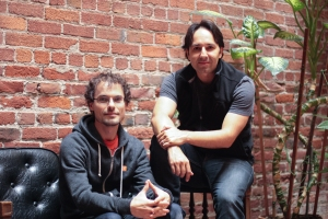 Proxy co-founders Simon Ratner and Denis Mars.