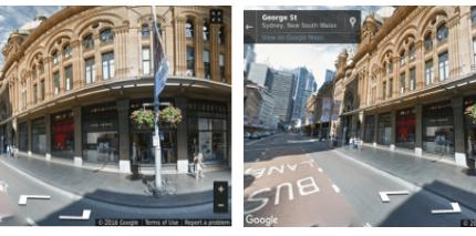 Google Maps updates Street View rendering and controls | TechCrunch