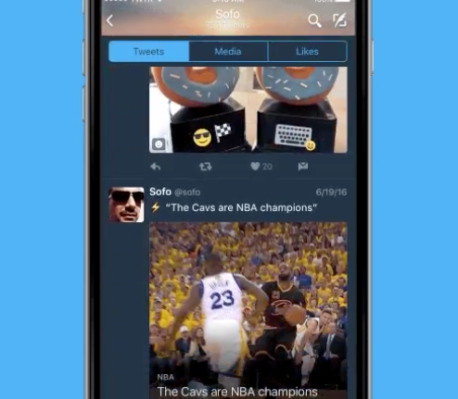 techcrunch.com: Twitter for iOS gets 'night mode' support – TechCrunch