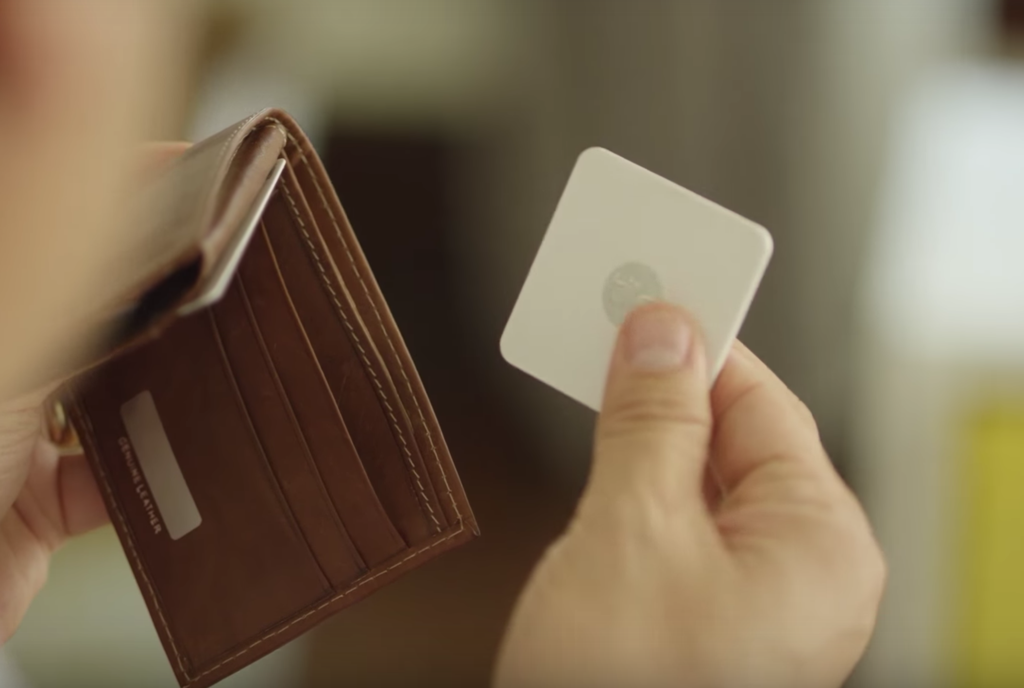 Tile S Lost Item Finder Will Now Fit In Your Wallet