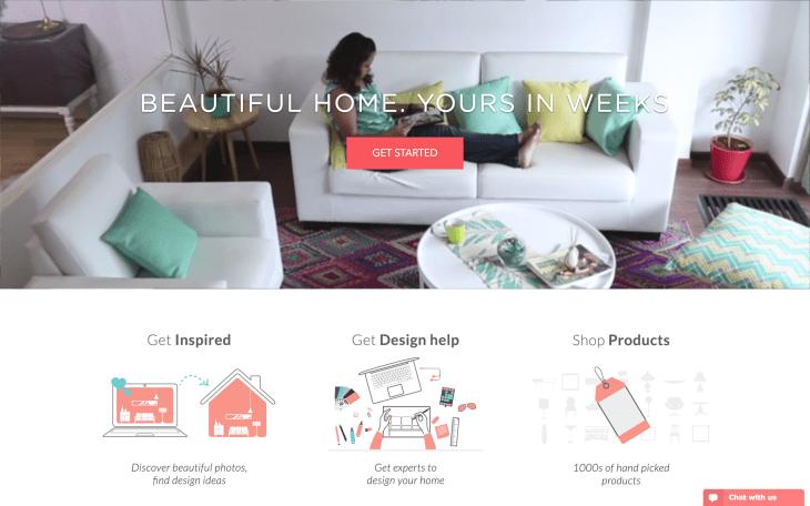 india s livspace raises 15 million for its online home design
