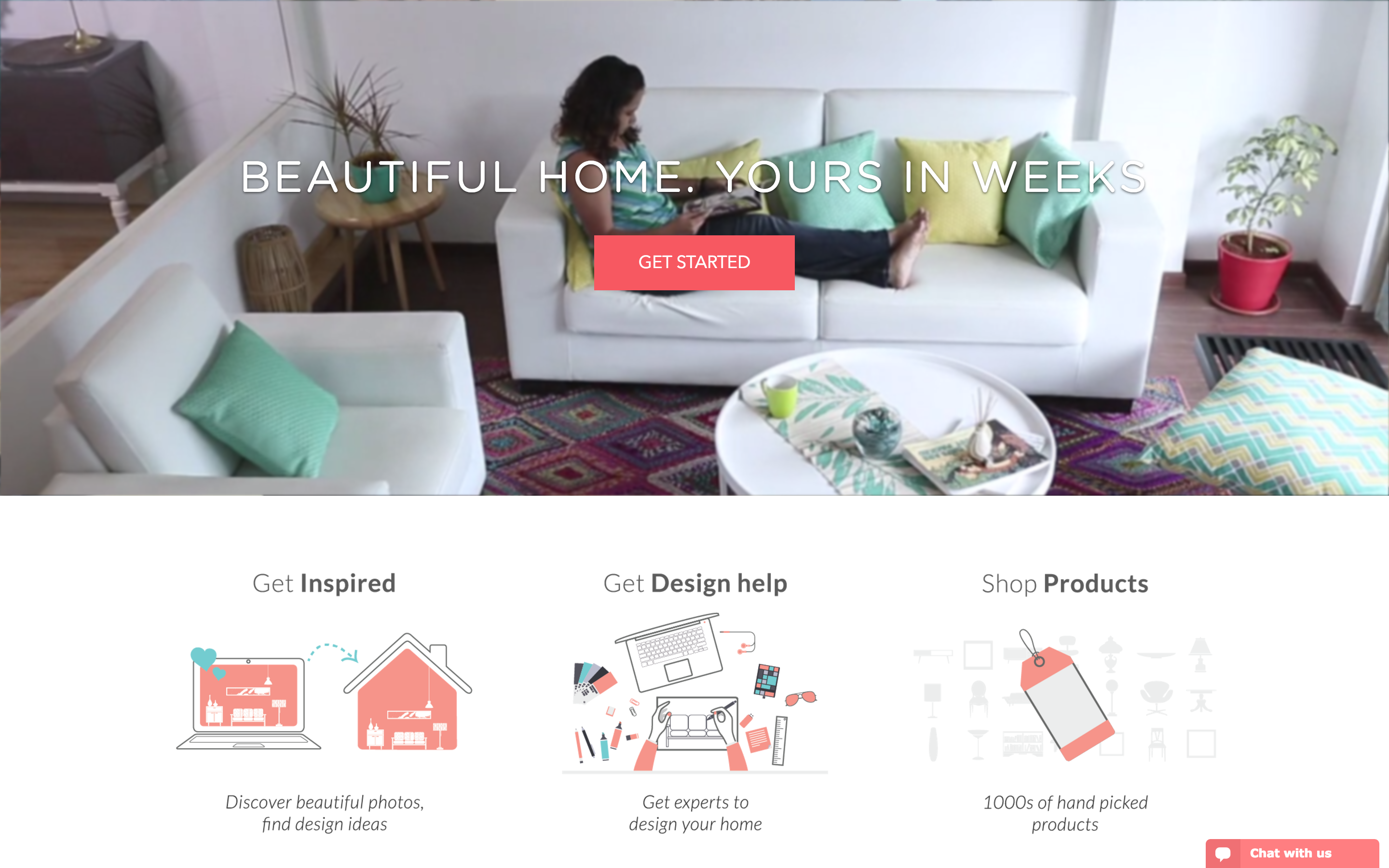 India Based Home Design And Furnishing Company Livspace Has Closed A $15  Million Series B Round Which Will Be Used To Fund An Expansion Into New  Cities.