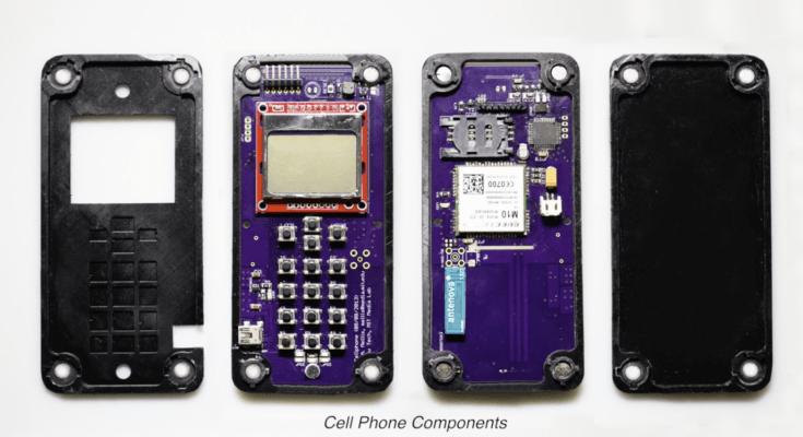 mit built a self assembling cell phone techcrunch