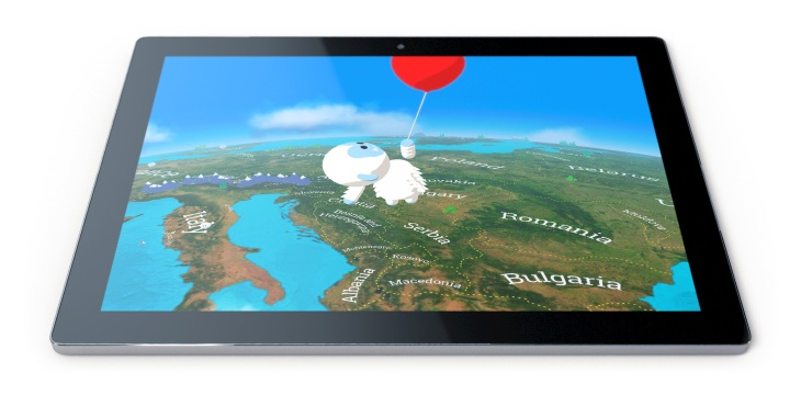Google launches a kids' map app that lets them explore 3D ... on google art map, google logos map, google space map, google information map, google detail map, google human map, google mapping map, google weather map, google thinking map, google quest map, google maps map, google history map,