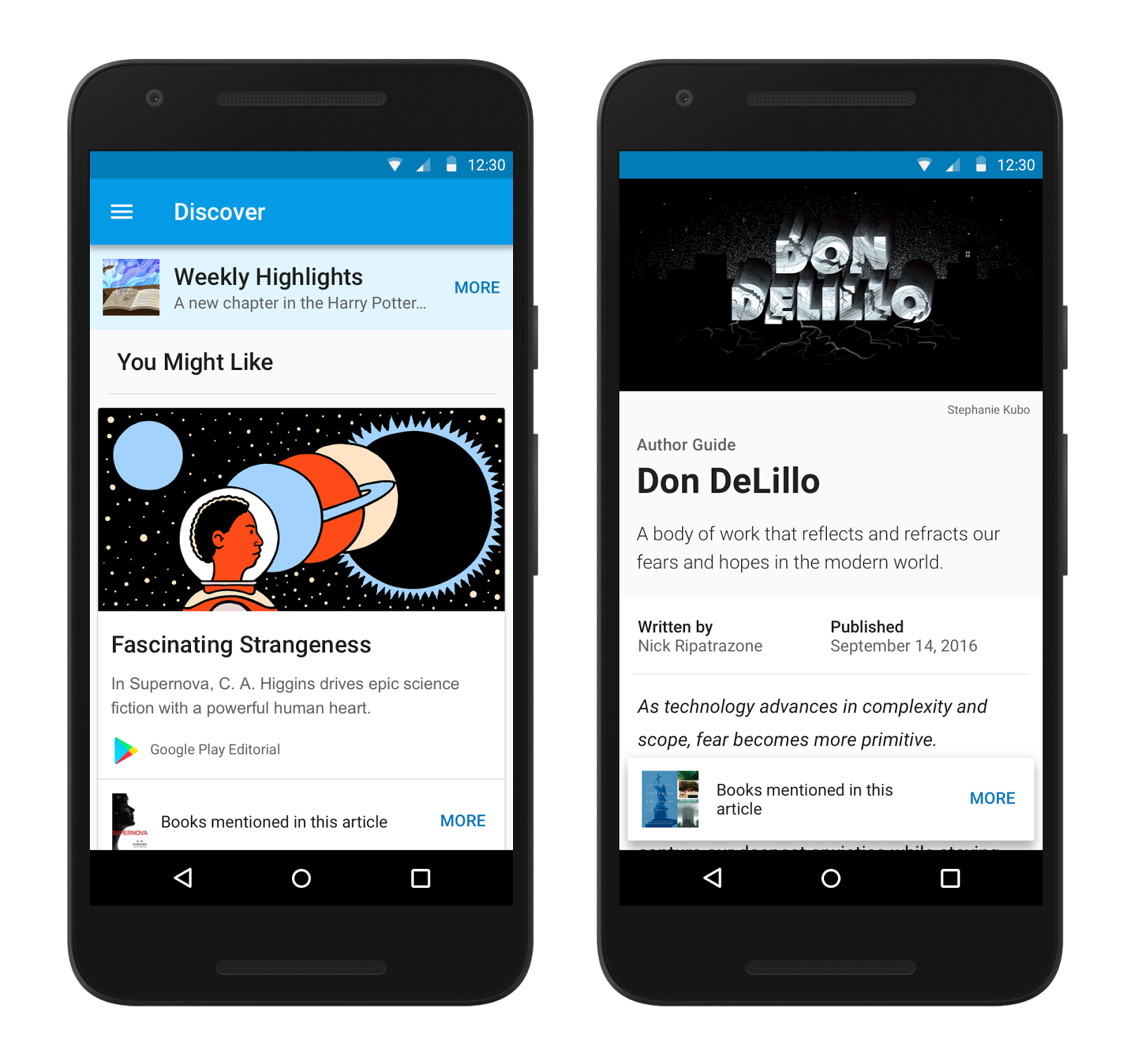 Google Books will now make better suggestions on what to read next