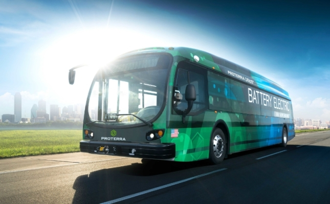 California says all city buses have to be emission free by 2040