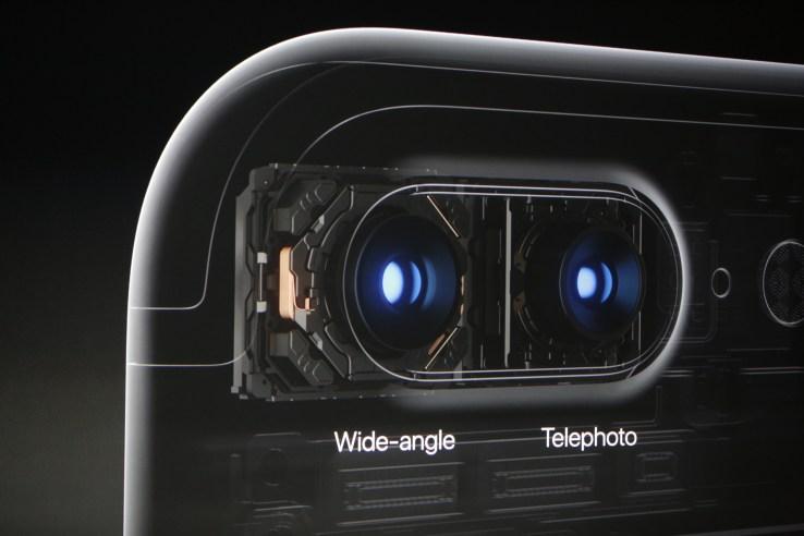 Two lenses. Twice as scrumptious.