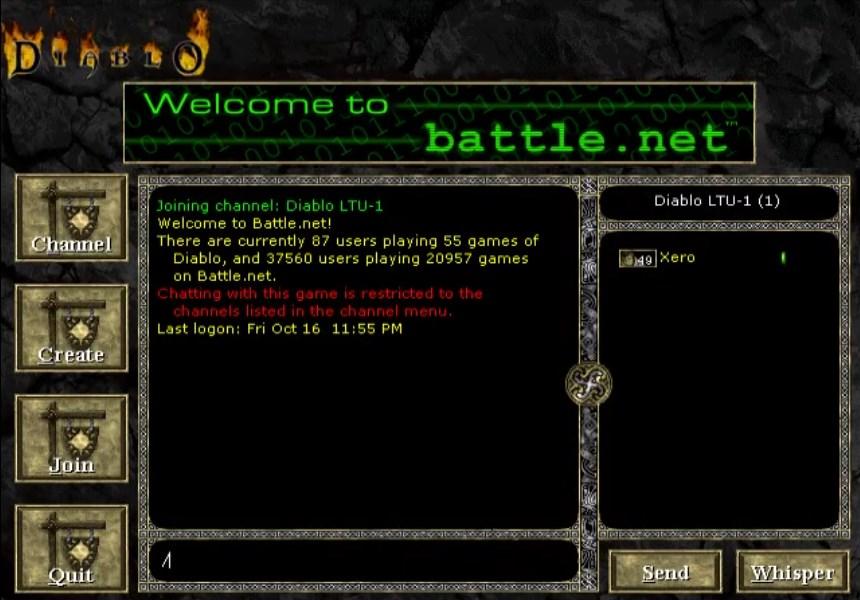 battlenet matchmaking