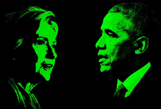 clinton-obama-cyber