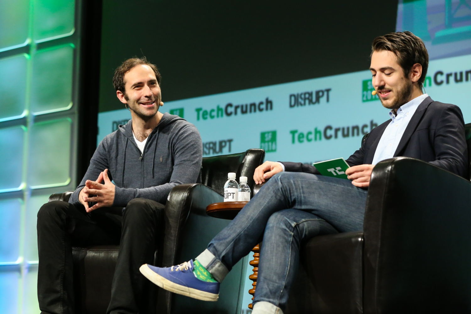 Twitch co-founder discusses the site's efforts to move