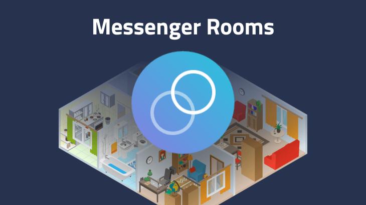 Facebook Messenger's source code reveals hidden Rooms feature