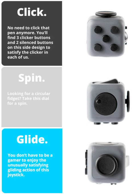 fidget-cube-features