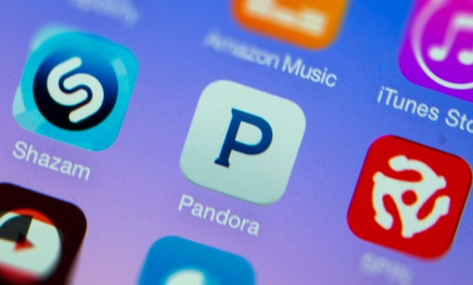 Pandora switches up its classic listening experience with Modes