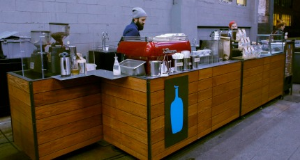 Nestlé Acquires A Majority Stake In Blue Bottle Coffee At A