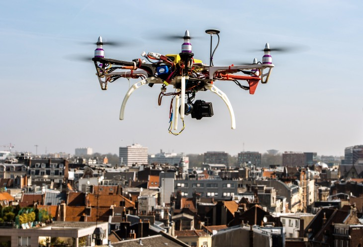 FRANCE-AVIATION-DRONE-SECURITY