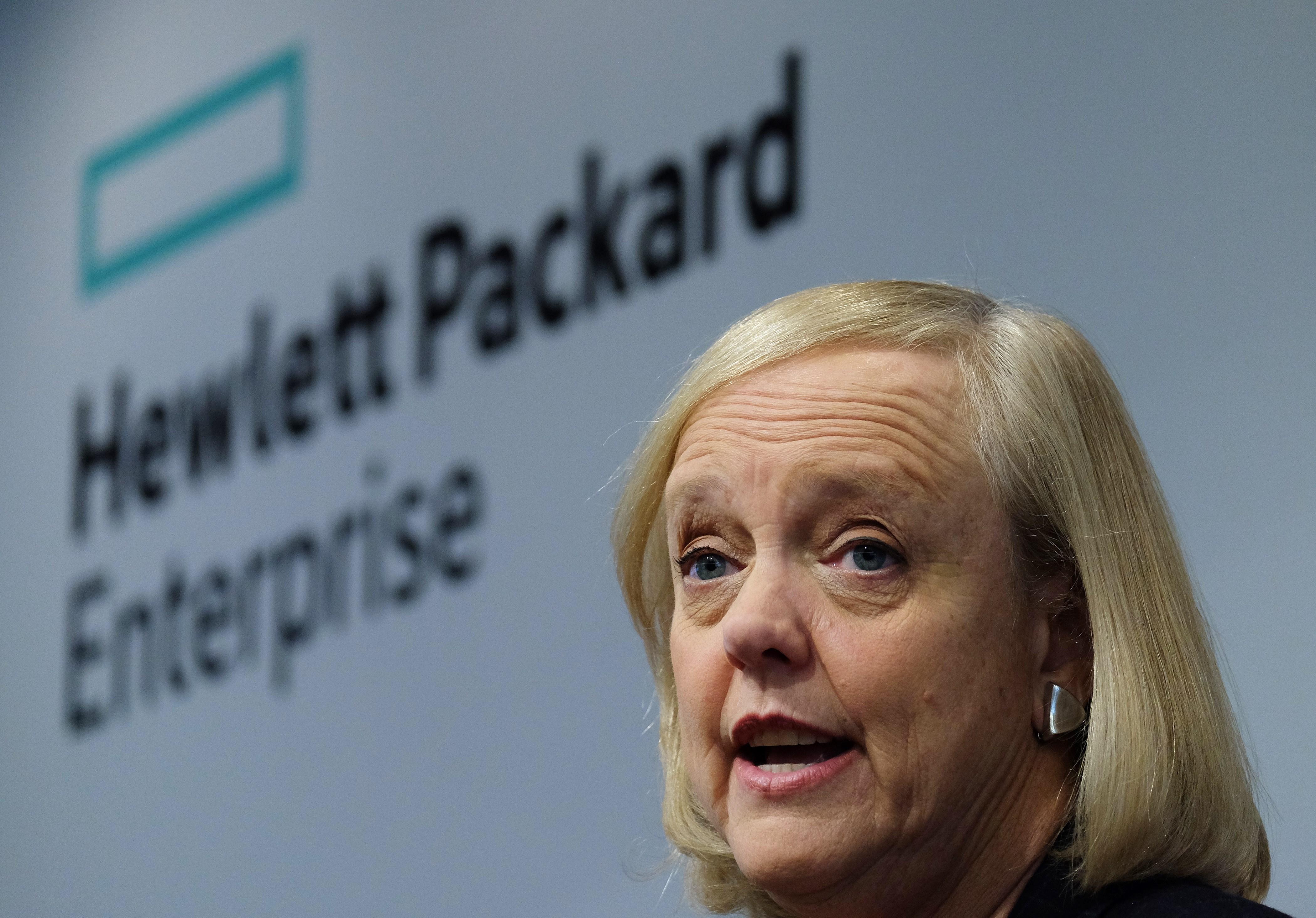 Hewlett Packard Enterprise to spin off software assets in $8 8B transaction