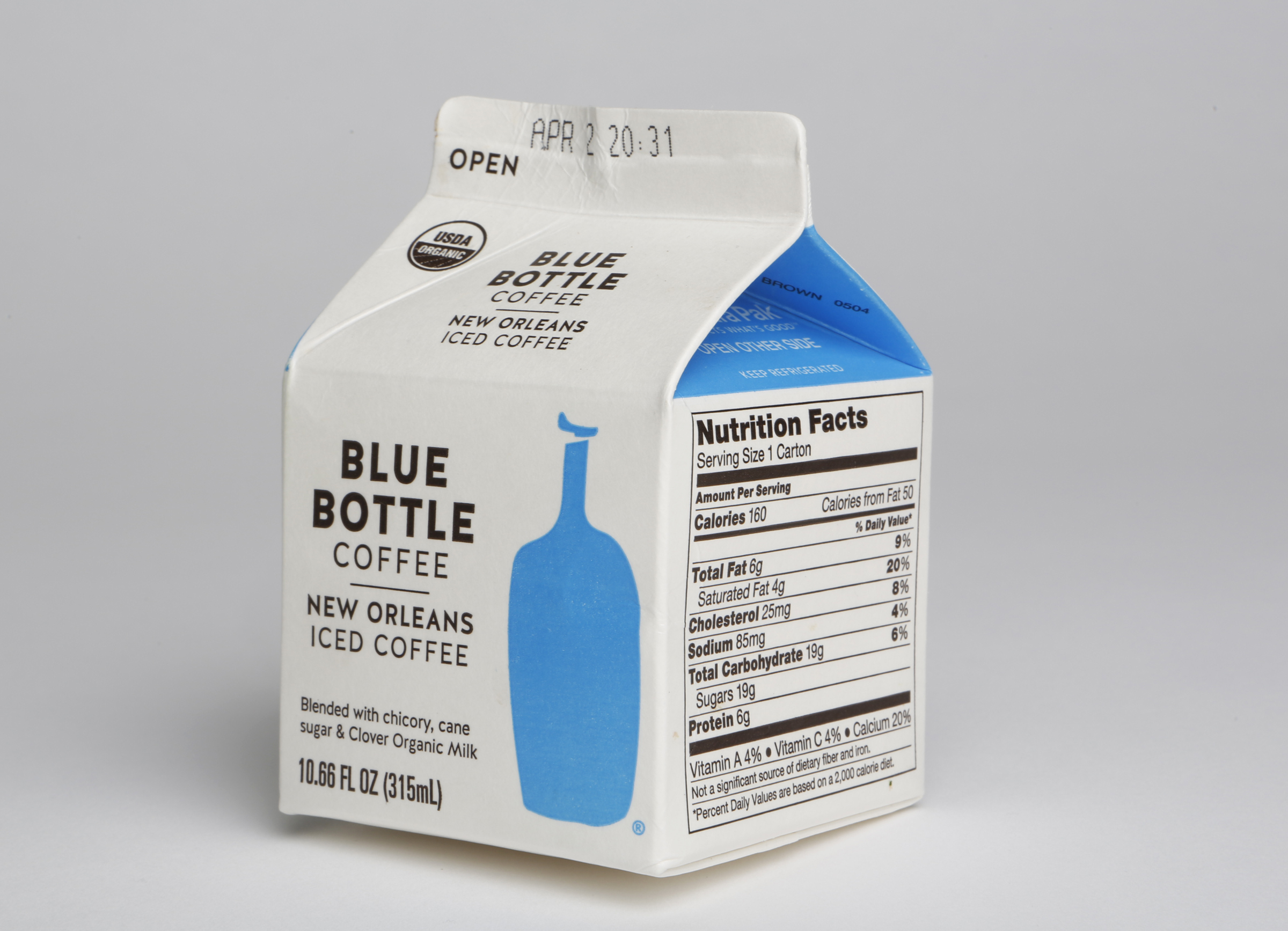 We hear Blue Bottle Coffee is raising funding, but the company says