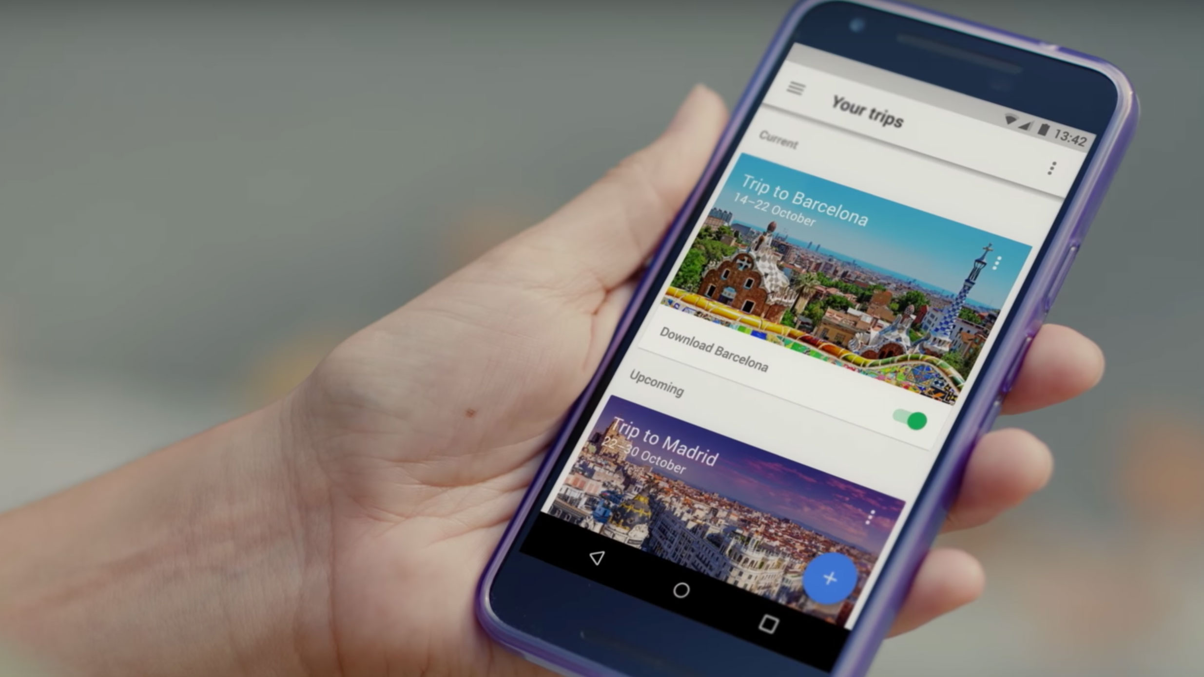 Personalized travel planner Google Trips gets better at