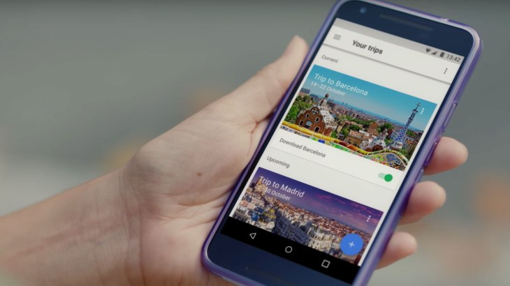 Google launches a personalized travel planner google trips techcrunch google launches a personalized travel planner google trips gumiabroncs Gallery