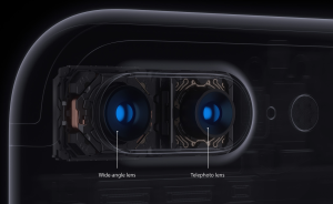 iPhone 7 adds two prime lenses. That's so cool I barely know what to do with myself.