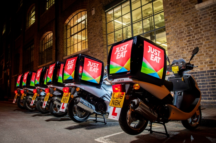 Just Eat And Takeawaycom Reach Agreement To Gobble Each