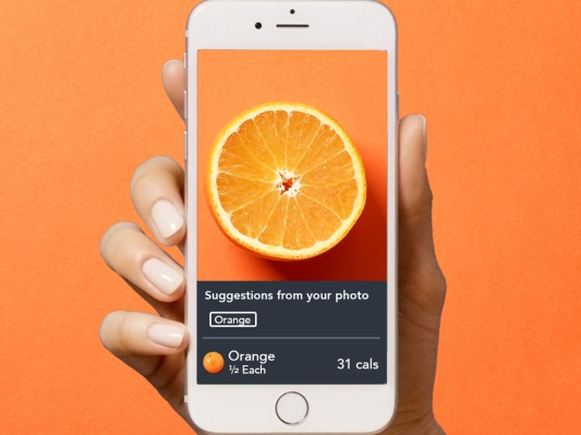 An App That Can Analyze Food And Their Calories