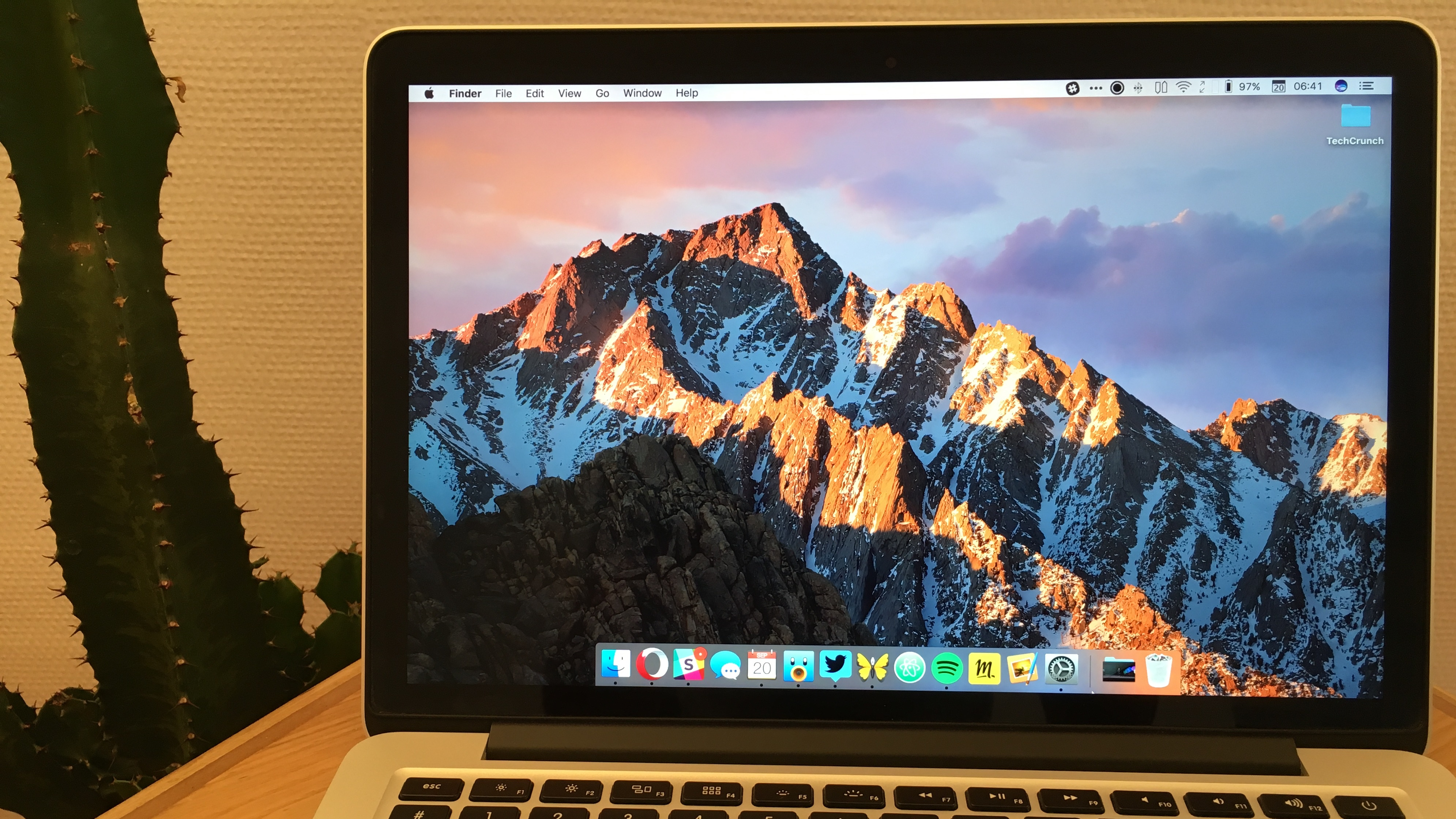 Macos Sierra Review The Mac Is Now A Mature Platform Techcrunch