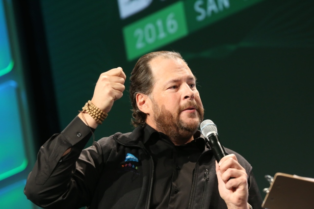 photo image After twenty years of Salesforce, what Marc Benioff got right and wrong about the cloud