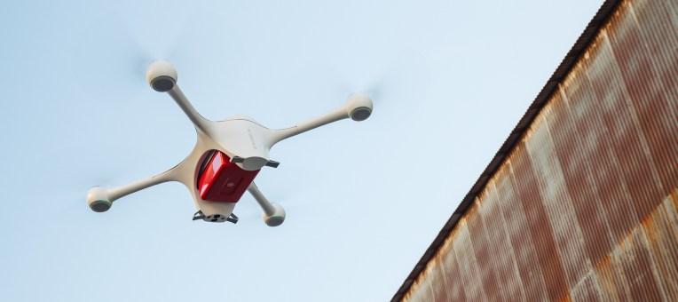 Drone crash near kids leads Swiss Post and Matternet to suspend autonomous deliveries thumbnail