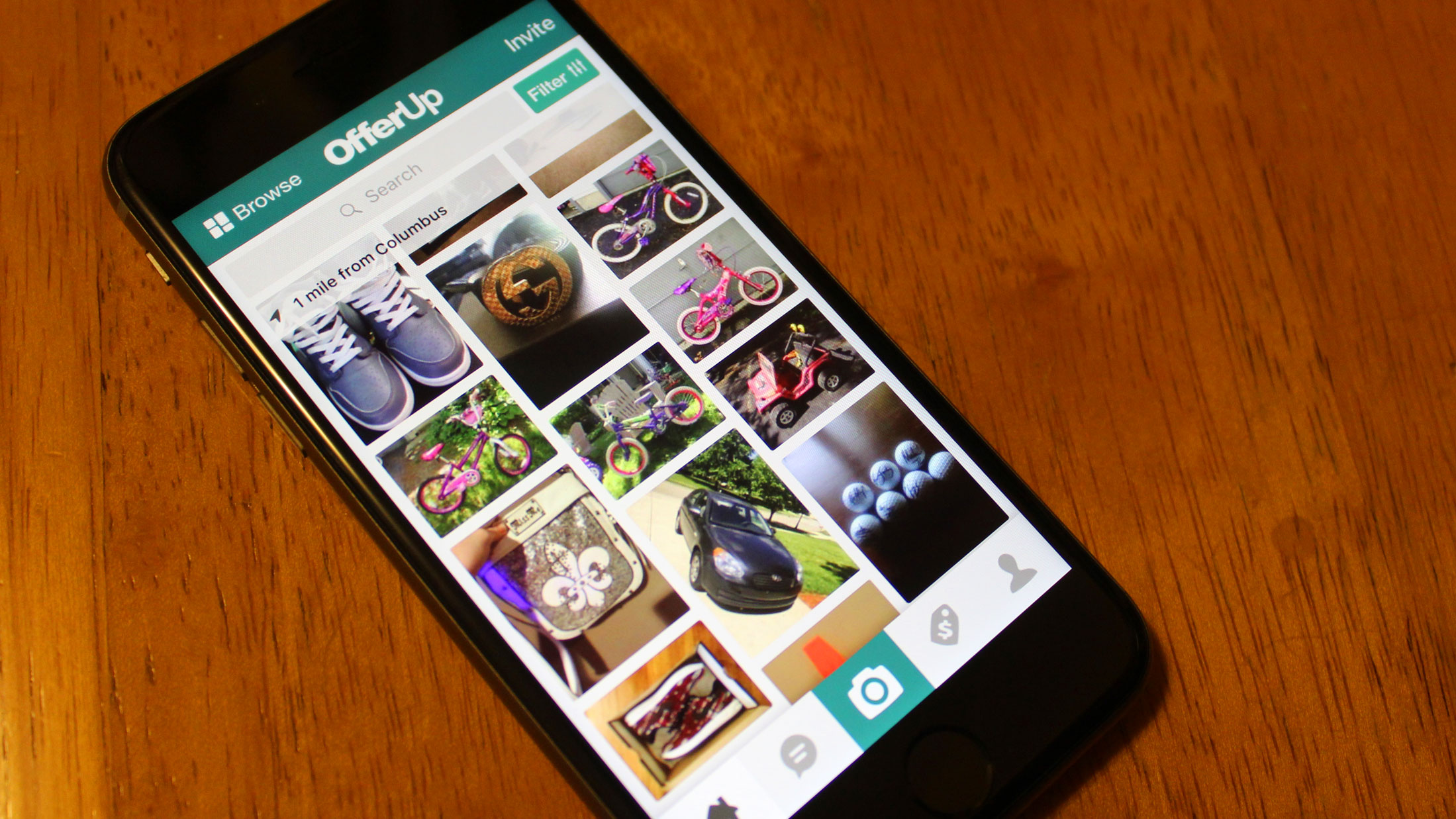OfferUp raises $119 million for resale marketplace ...