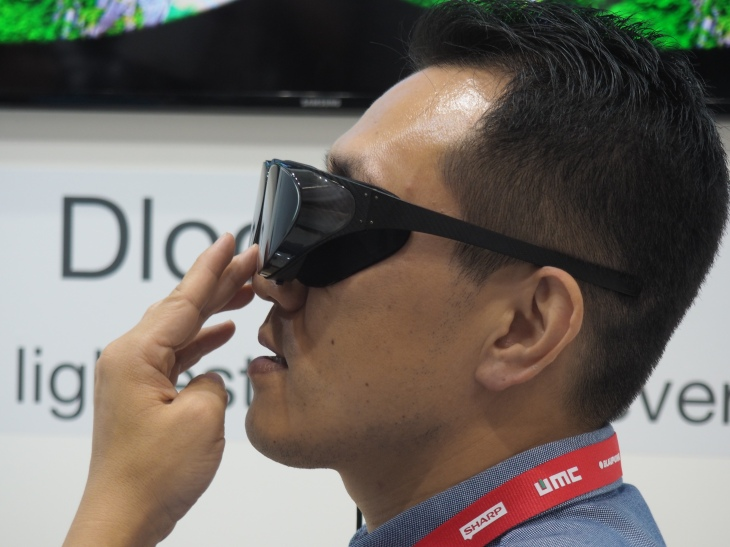 And this is why VR headsets are headsets and not sunglasses  1f98a9172b24f