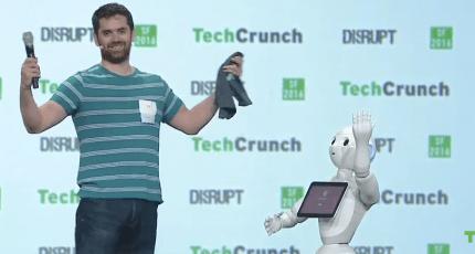 pepper | TechCrunch