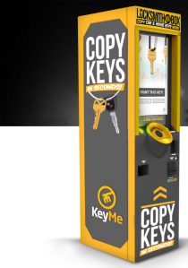 KeyMe's key duplication kiosk is the key to unlocking the company's future.