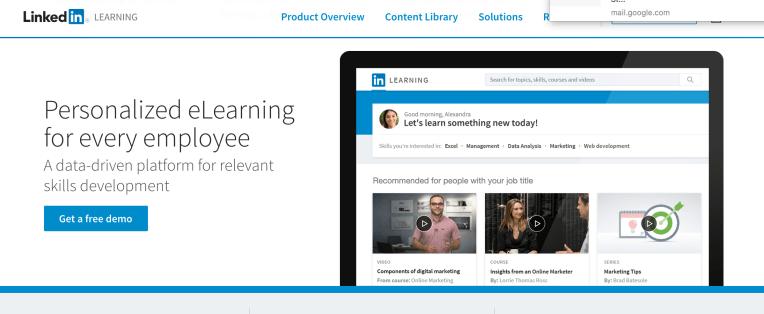 Roseglennorthdakota / Try These Linkedin Learning App Android