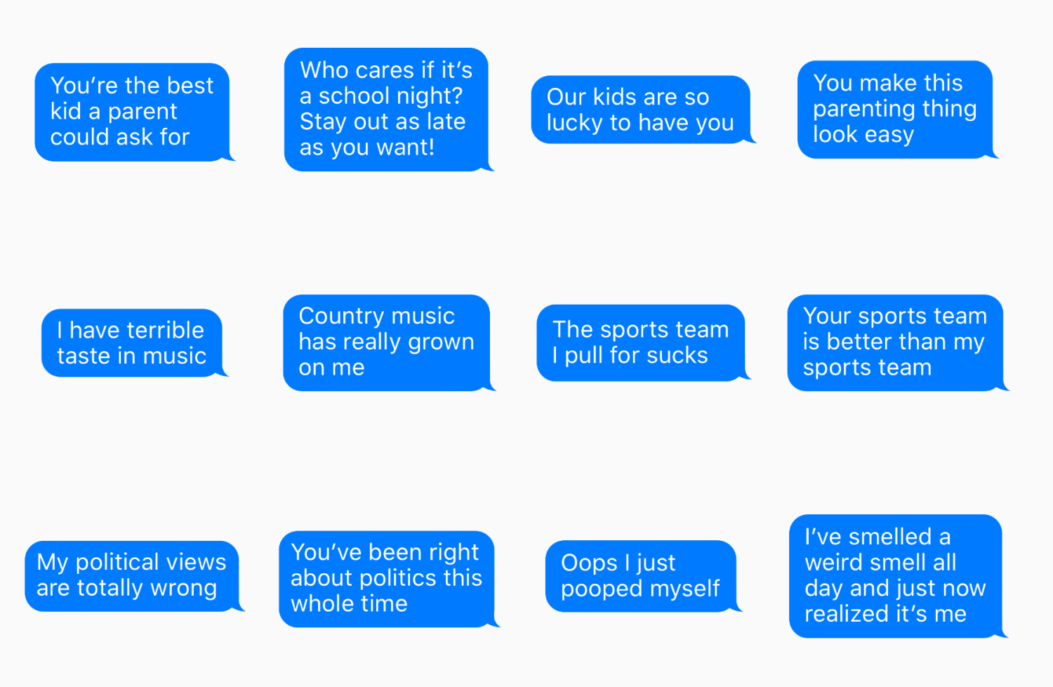 This crazy iMessage app lets you prank friends by putting
