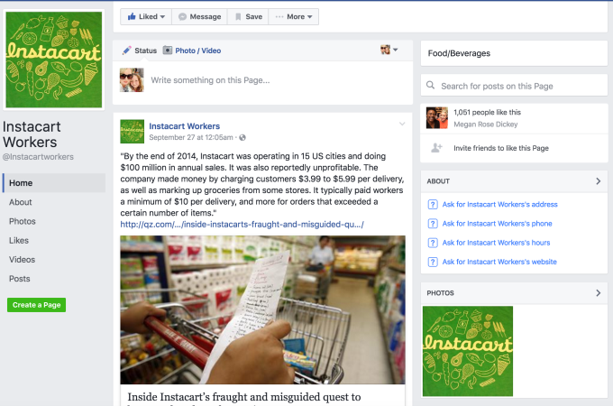 Contractors are preparing to boycott Instacart over
