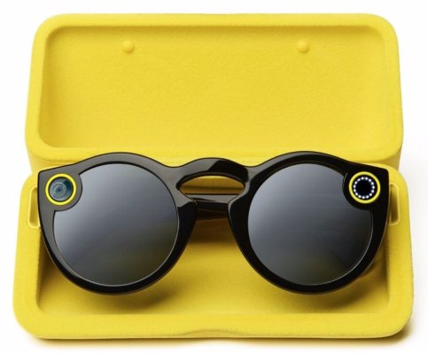 Snapchat's second-gen Spectacles hit the FCC snap spectacles charging case