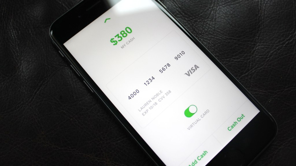 Square's Cash app now supports direct deposits for your paycheck
